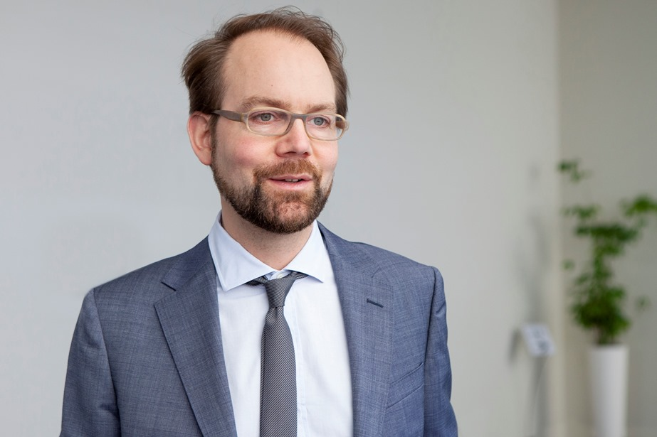 Dr. Tomas Krämer, research coordinator at the Fraunhofer-Gesellschaft.